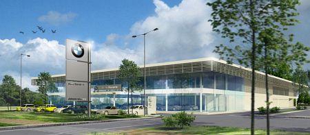 Auto Bavaria S New Bmw 4s Centre Opens In Johor Bahru
