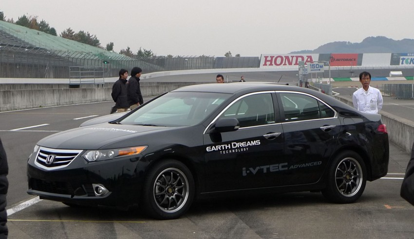 Honda Earth Dreams Technology – aiming for best in class fuel consumption in every segment Image #84209