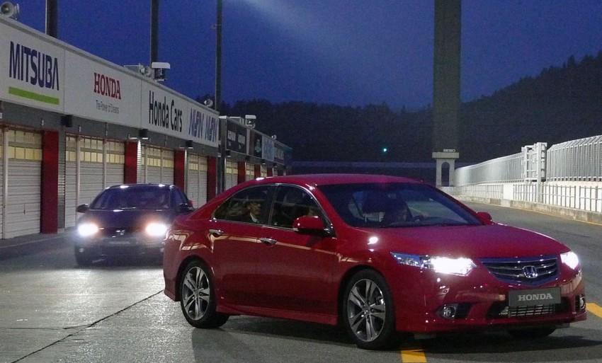 Honda Earth Dreams Technology – aiming for best in class fuel consumption in every segment Image #84210