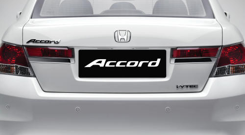 Honda Malaysia introduces facelifted Accord - and there's no