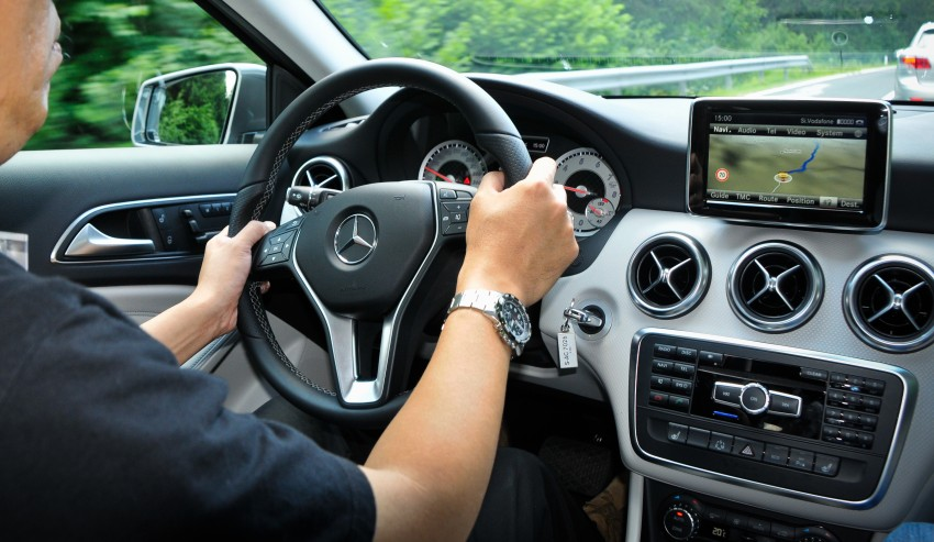 DRIVEN: W176 Mercedes-Benz A-Class – we sample the A200, A250 and A250 Sport in Slovenia Image #121676