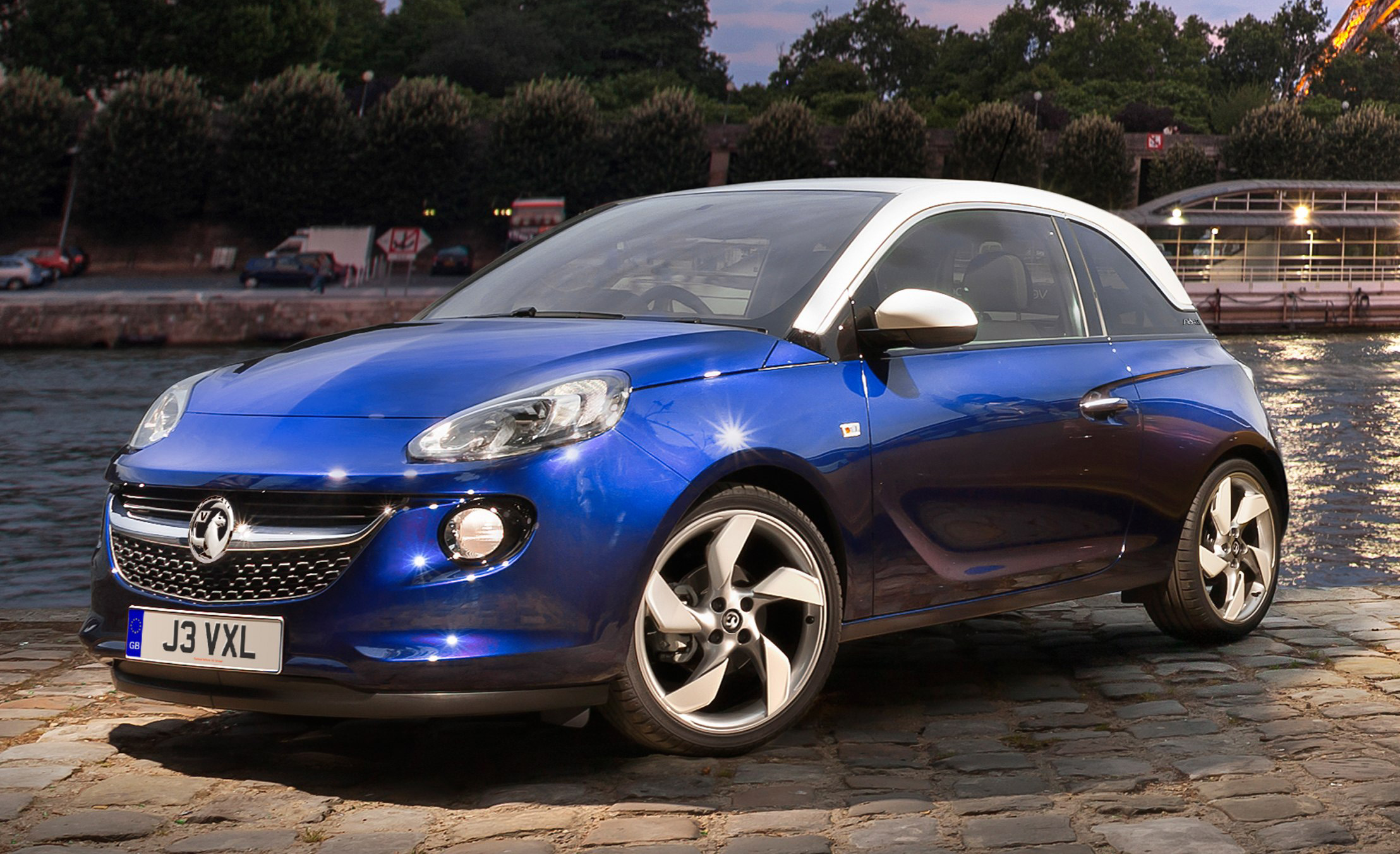 opel adam electric version axed due to high costs. Black Bedroom Furniture Sets. Home Design Ideas