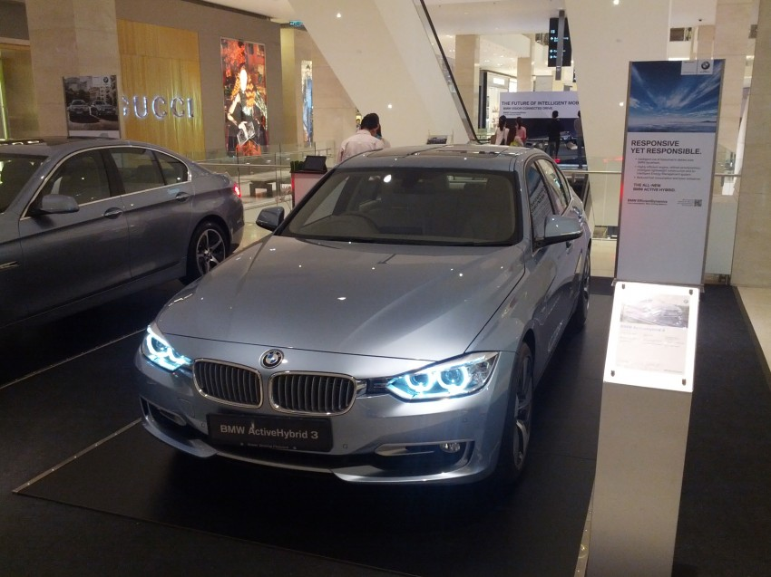 BMW ActiveHybrid 3 and ActiveHybrid 5 sedans officially launched – RM538,800 and RM648,800 Image #138193
