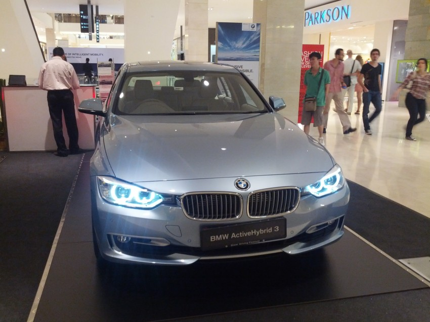 BMW Vision ConnectedDrive on show in KL Image #137919