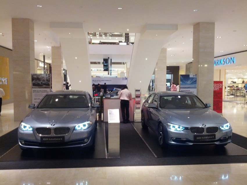 BMW Vision ConnectedDrive on show in KL Image #137920