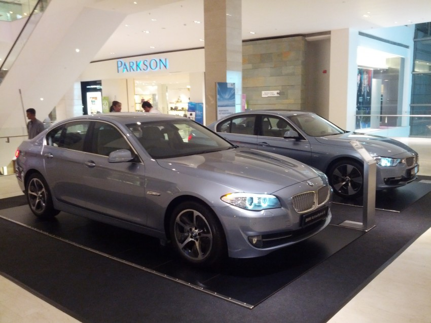 BMW ActiveHybrid 3 and ActiveHybrid 5 sedans officially launched – RM538,800 and RM648,800 Image #138200