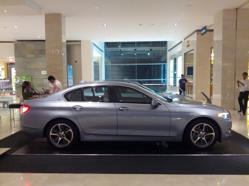 BMW ActiveHybrid 3 and ActiveHybrid 5 sedans officially launched – RM538,800 and RM648,800 Image #138201