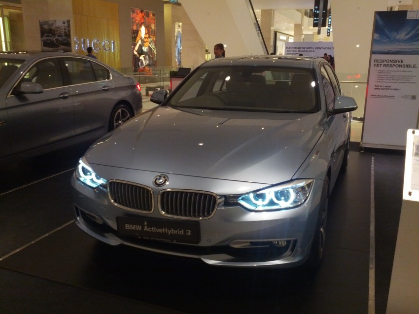BMW ActiveHybrid 3 and ActiveHybrid 5 sedans officially launched – RM538,800 and RM648,800 Image #138205