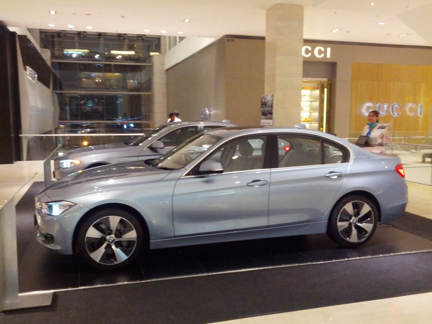 BMW ActiveHybrid 3 and ActiveHybrid 5 sedans officially launched – RM538,800 and RM648,800 Image #138206