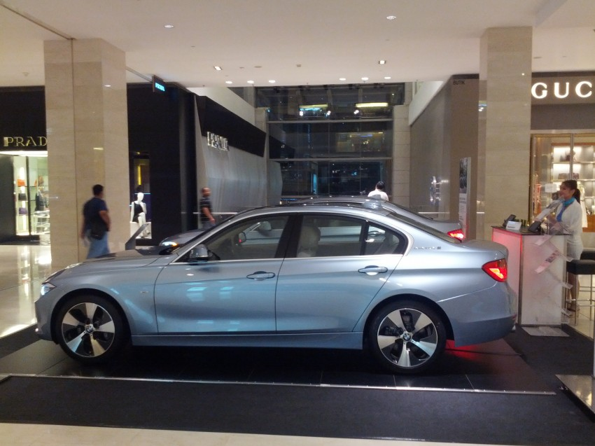 BMW ActiveHybrid 3 and ActiveHybrid 5 sedans officially launched – RM538,800 and RM648,800 Image #138207