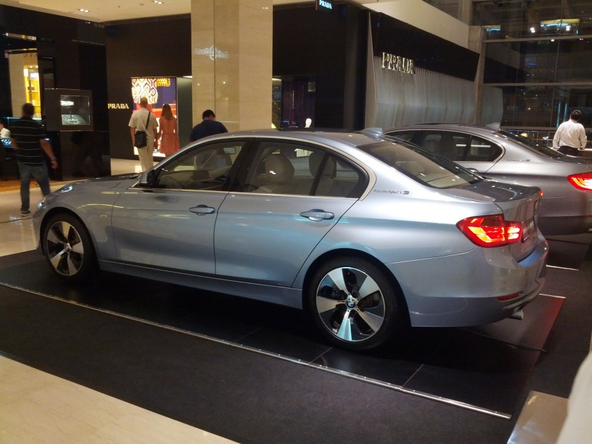 BMW ActiveHybrid 3 and ActiveHybrid 5 sedans officially launched – RM538,800 and RM648,800 Image #138209