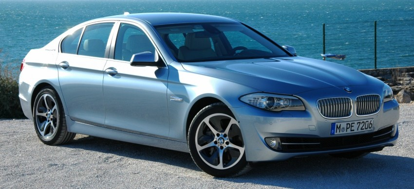 BMW ActiveHybrid 3 and 5 now classified as Energy Efficient Vehicles, price reduced by RM140k-150k Image #151815