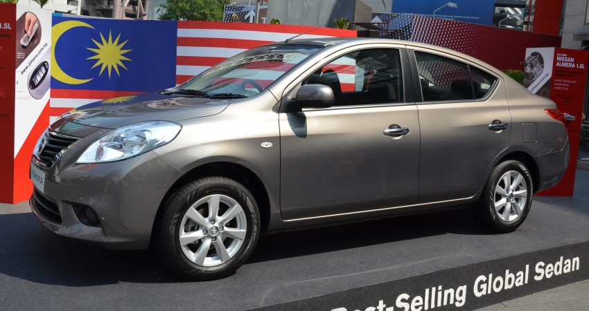 Nissan Almera 1.5L officially previewed by Tan Chong – CKD, RM70k to 85k, deliveries in Q4 Image #124438