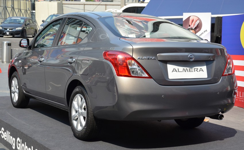 Nissan Almera 1.5L officially previewed by Tan Chong – CKD, RM70k to 85k, deliveries in Q4 Image #124440
