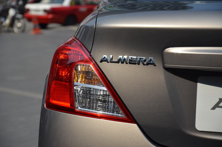 Nissan Almera 1.5L officially previewed by Tan Chong – CKD, RM70k to 85k, deliveries in Q4 Image #124444