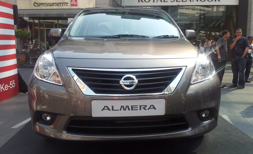 Nissan Almera 1.5L officially previewed by Tan Chong – CKD, RM70k to 85k, deliveries in Q4 Image #124446