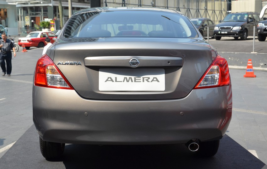 Nissan Almera 1.5L officially previewed by Tan Chong – CKD, RM70k to 85k, deliveries in Q4 Image #124447