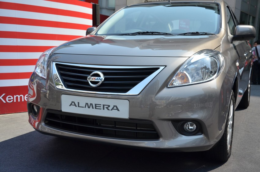 Nissan Almera 1.5L officially previewed by Tan Chong – CKD, RM70k to 85k, deliveries in Q4 Image #124449