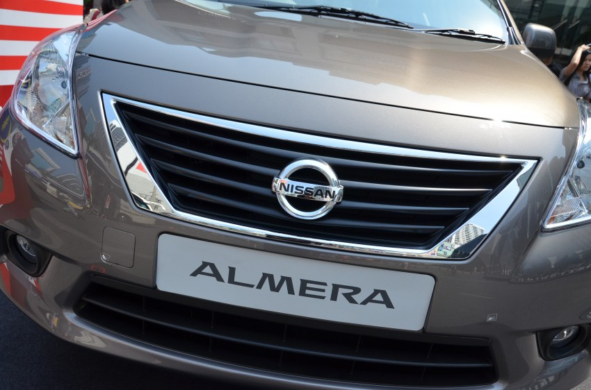 Nissan Almera 1.5L officially previewed by Tan Chong – CKD, RM70k to 85k, deliveries in Q4 Image #124451