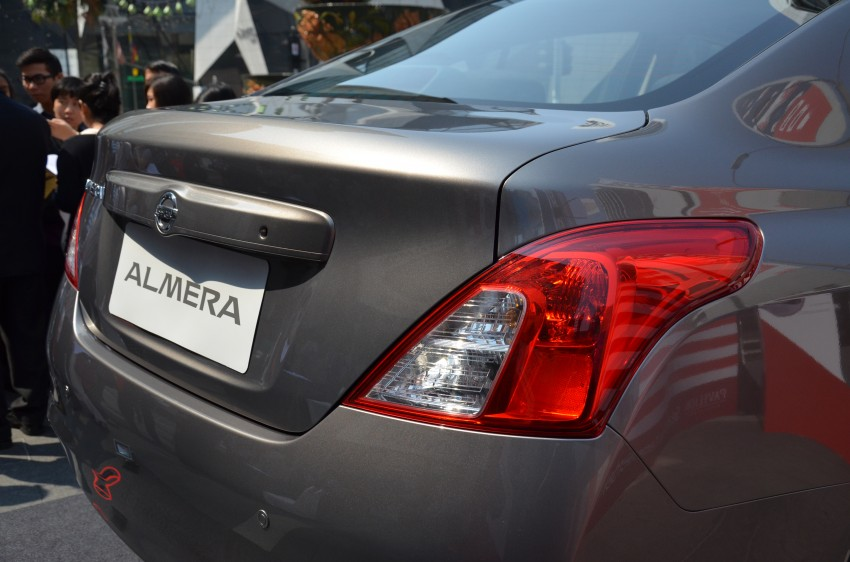 Nissan Almera 1.5L officially previewed by Tan Chong – CKD, RM70k to 85k, deliveries in Q4 Image #124452