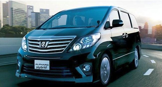 Toyota Alphard hybrid to be resurrected Image #70709