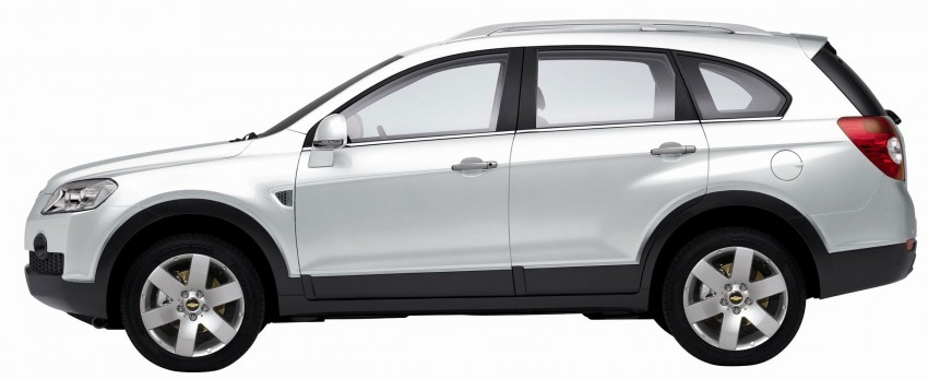 Chevrolet Captiva now with diesel engine from RM165k Image #109535