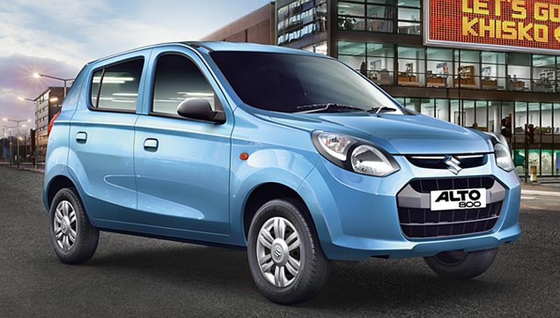 Suzuki Alto 800 – upgraded model debuts in India Image #136459
