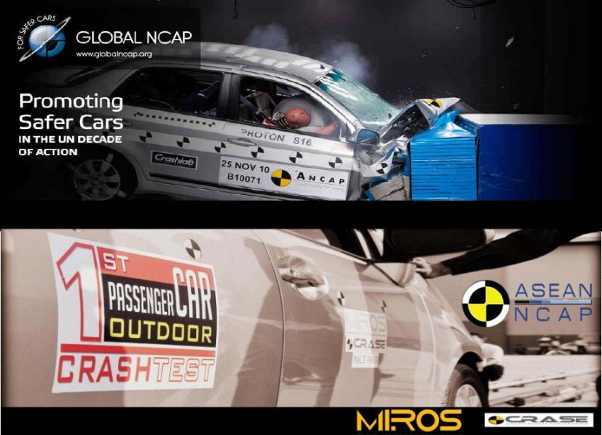 ASEAN NCAP pilot project set for May launch, programme protocols being finalised with ANCAP Image #86528