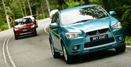 Mitsubishi ASX launched – 2.0L, CVT, CBU, RM139,980 – We drive it in Japan and Langkawi! Image #45511