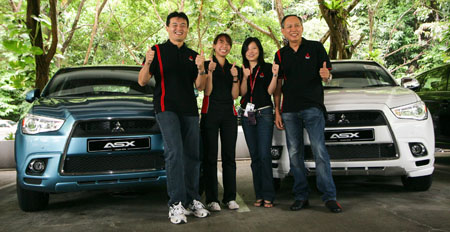 Mitsubishi ASX launched – 2.0L, CVT, CBU, RM139,980 – We drive it in Japan and Langkawi! Image #45424
