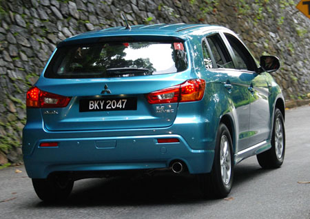 Mitsubishi ASX launched – 2.0L, CVT, CBU, RM139,980 – We drive it in Japan and Langkawi! Image #45530