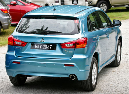 Mitsubishi ASX launched – 2.0L, CVT, CBU, RM139,980 – We drive it in Japan and Langkawi! Image #45425