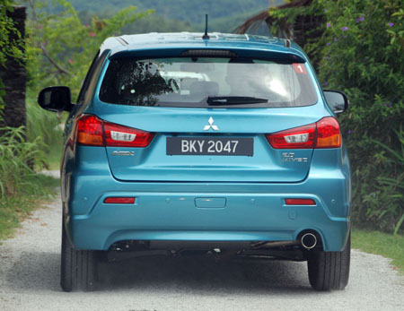 Mitsubishi ASX launched – 2.0L, CVT, CBU, RM139,980 – We drive it in Japan and Langkawi! Image #45512