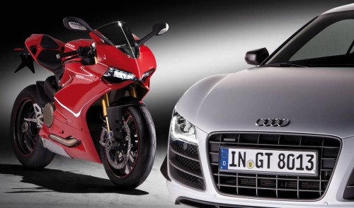 Audi To Buy Ducati For 860 Mil Euros Making It 12 For Vw