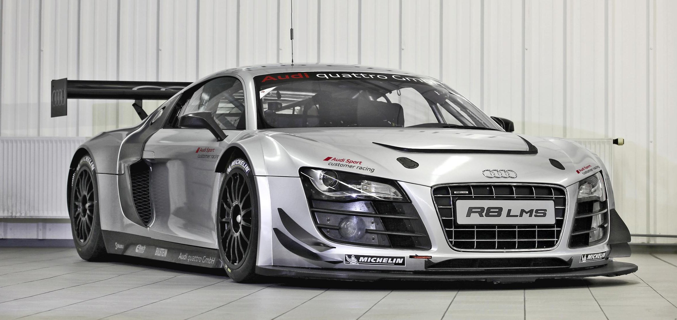 audi r8 lms ultra to replace r8 lms gt3 in 2012. Black Bedroom Furniture Sets. Home Design Ideas