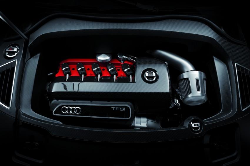 Audi RS Q3 concept to break cover in Beijing Motor Show Image #122663