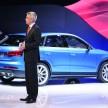 Audi Pressekonferenz ? Auto China 2012
