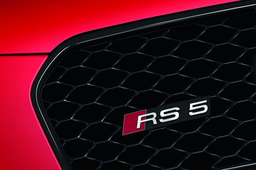 Frankfurt: Audi presents the refreshed 444 hp / 430 Nm RS5 Image #69046