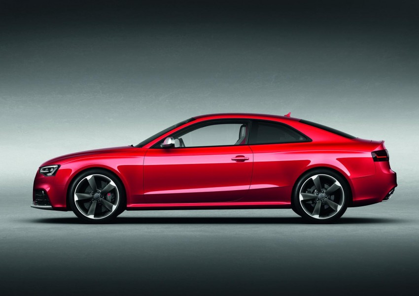 Frankfurt: Audi presents the refreshed 444 hp / 430 Nm RS5 Image #69055