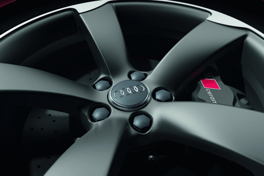Frankfurt: Audi presents the refreshed 444 hp / 430 Nm RS5 Image #69057