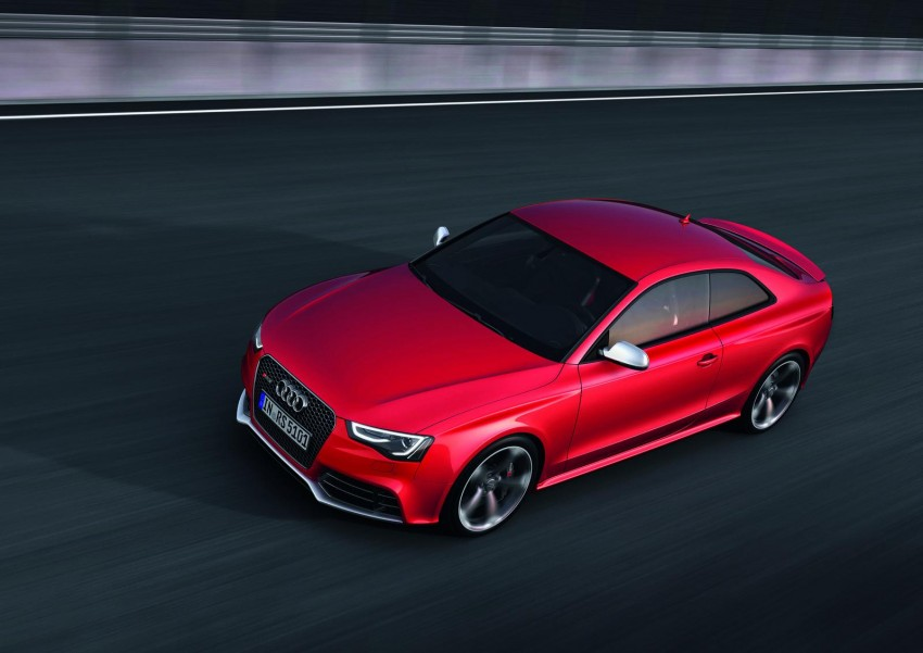 Frankfurt: Audi presents the refreshed 444 hp / 430 Nm RS5 Image #69058