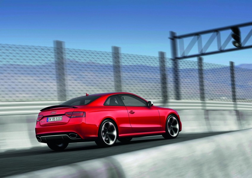 Frankfurt: Audi presents the refreshed 444 hp / 430 Nm RS5 Image #69060