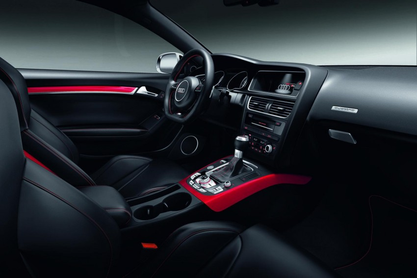 Frankfurt: Audi presents the refreshed 444 hp / 430 Nm RS5 Image #69061