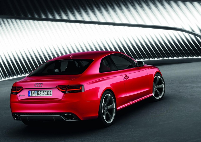 Frankfurt: Audi presents the refreshed 444 hp / 430 Nm RS5 Image #69062