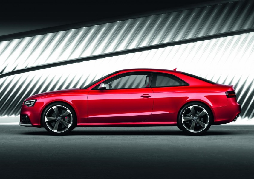 Frankfurt: Audi presents the refreshed 444 hp / 430 Nm RS5 Image #69067