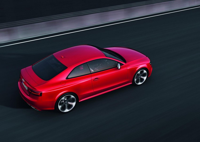 Frankfurt: Audi presents the refreshed 444 hp / 430 Nm RS5 Image #69051