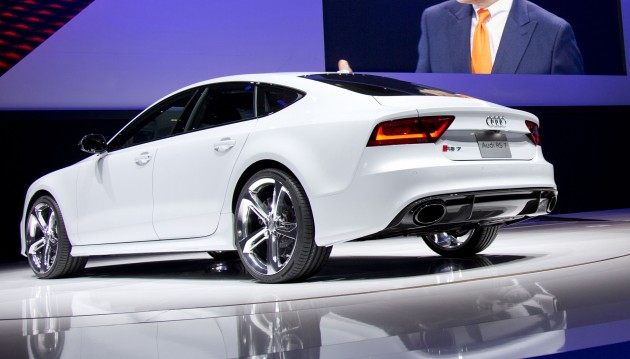Audi Rs7 Sportback A Sexier Alternative To An Avant