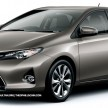 auris based corolla rendering