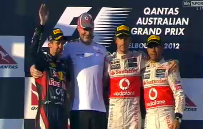Australian GP: Button wins season opener, Lewis dejected Image #94166