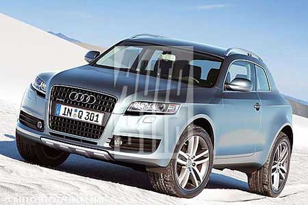 audi q3 and audi q5 artist impressions. Black Bedroom Furniture Sets. Home Design Ideas